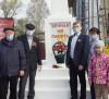 День Победы в Явгильдинской сельской модельной ...
