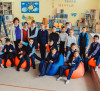 Экскурсия для ребят Караидельской школы №2